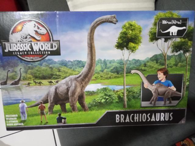 Braquiossauro Jurassic World - Mattel