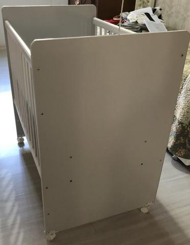 Mini-Berço com colchão D18 - Foto 6