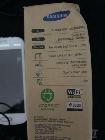 Celular Samsung Galaxy S Duos 2 - Foto 2