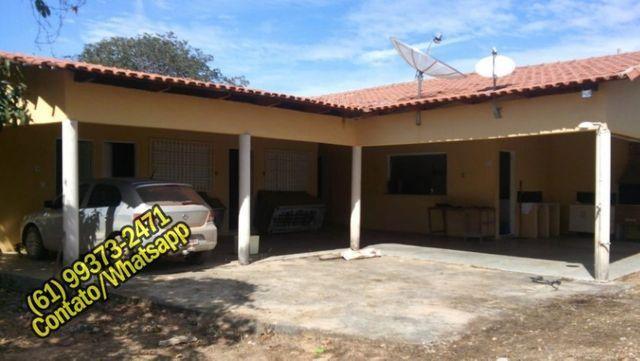 Ótima Casa Mobiliada no Lago de Serra da Mesa, Niquelândia, Goias. Aceita Carro - Foto 3
