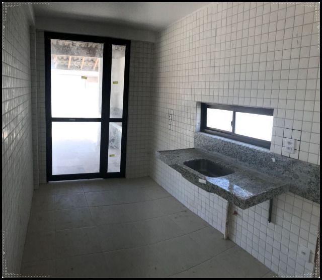 GN- Casa duplex na praia do Cupe, 4 quartos, piscina privativa, varanda gourmet - Foto 5