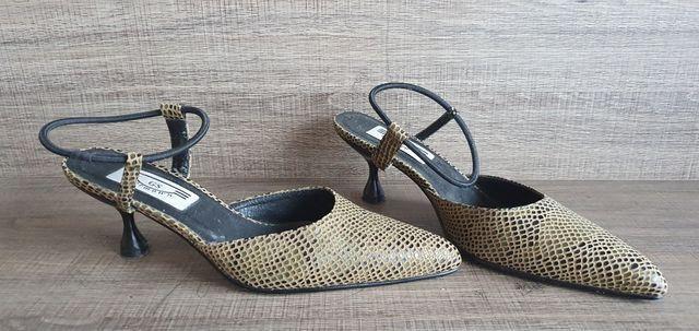 Sapato 35 germons couro