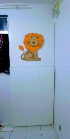 Abajur e decoração para quarto infantil