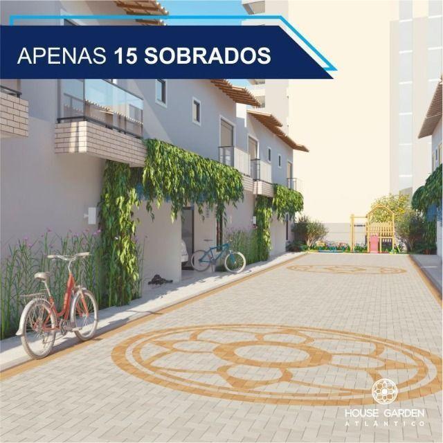 Lindo Sobrado 3/4 c 3 suites, Jardim Atlântico - Foto 8