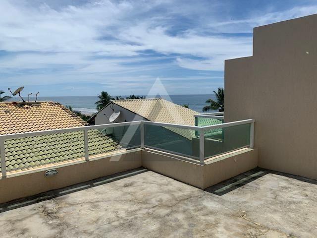 Cobertura vista para o mar 2 suítes em condomínio na Praia do Flamengo - Foto 13