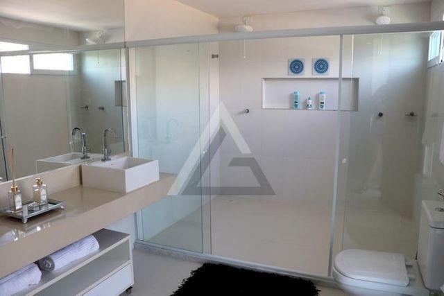 Casa de luxo mobiliada 6 quartos em Guarajuba/Camaçari-BA - Foto 16