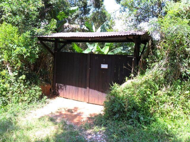 Chacra casa com doc ok 50 mil mais parcelas - Foto 3