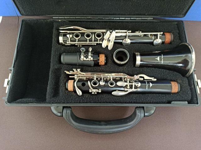 Clarinete Excepcional Leblanc France - Sup. Yamaha 450, Buffet E11