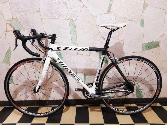 Bicicleta Speed Wilier Triestina Mortirolo - Carbono - Foto 2