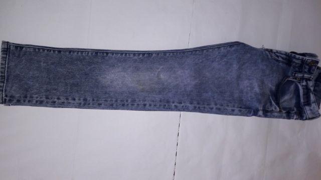 Calça Jeans Infantil Masculina tam 8 Gap Kids -Semi nova - em ótimo estado - Foto 2