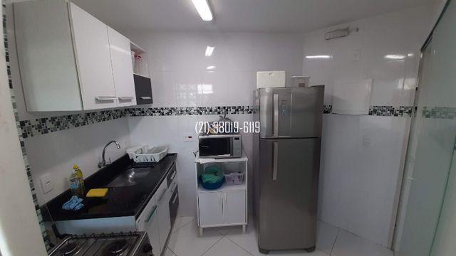 Oportunidade: Apartamento no Camorim, 3 quartos, vista livre, só 330mil, financia - Foto 6