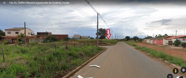 Área 421 M2 Avenida Delfim Moreira Bairro Buriti Sereno Aparecida de Goiânia - Foto 3
