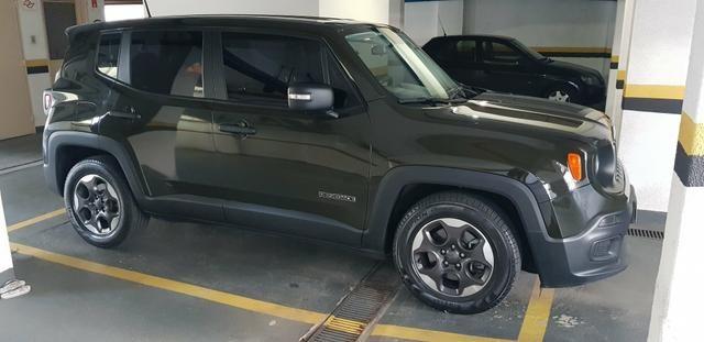 Jeep renegade automático completo - Foto 2
