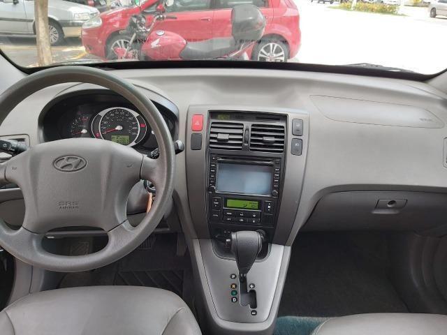 Hyundai Tucson GLS 2.0 16V Flex AUT 2014 - Foto 8