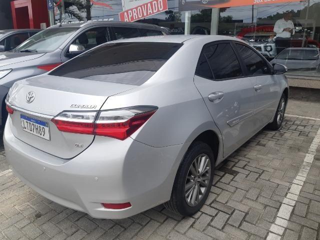 Corolla GLI Upper 2018 35.000km impecavel - Foto 4
