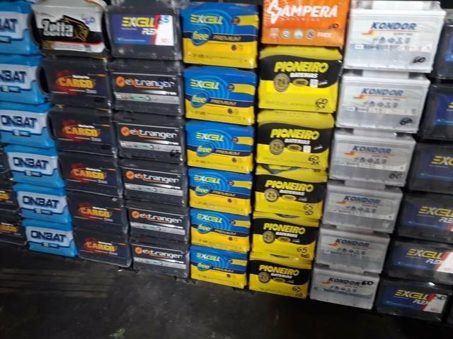 Baterias em promoçao