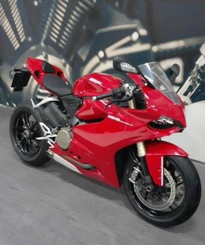 Ducati 1199 panigale 2015 vermelho - Foto 3