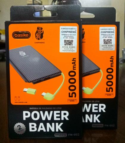 Power Bank Basike