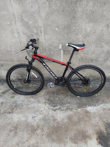 Bicicleta Fisher aro 26 vendo ou troco em vídeo game ou notebook !!! - Foto 2