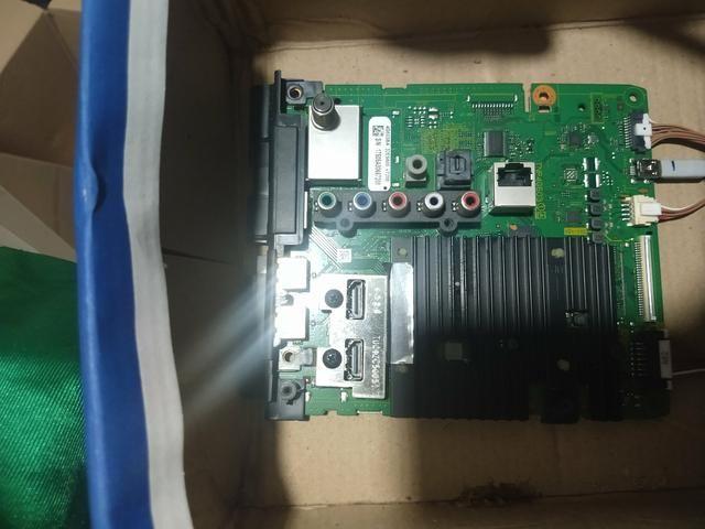 "Placa de tv smart Panasonic 32 """