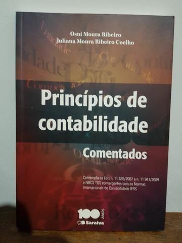 PRINCÍPIOS DE CONTABILIDADE COMENTADOS