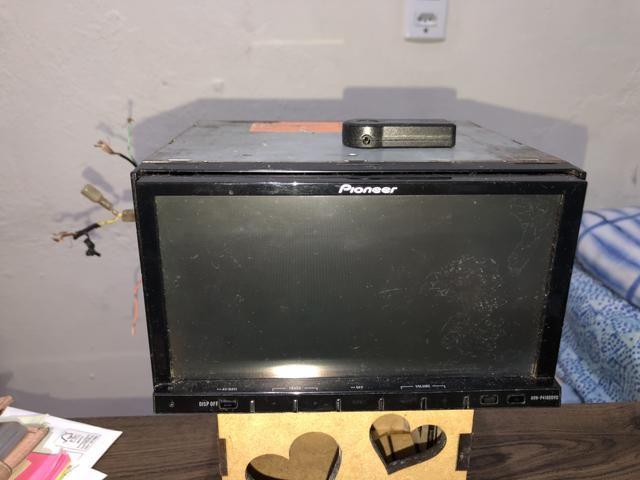 DVD pioneer 2 din