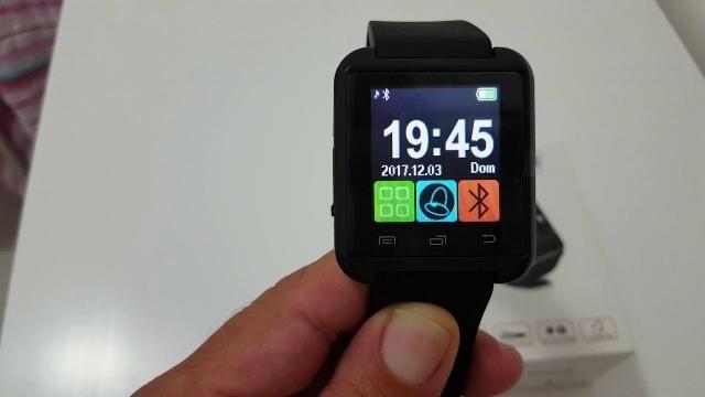 Relógio Inteligente U8 Aceitamos cartão - Foto 3