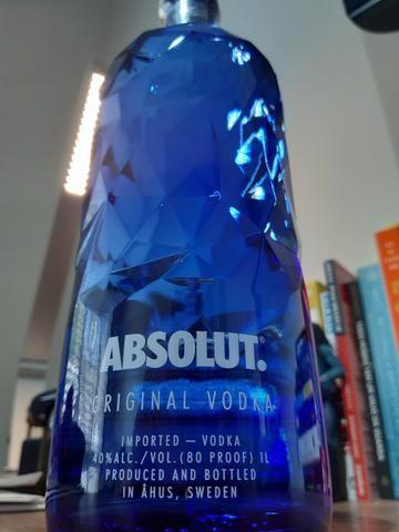 Vodka Absolut Edição Ltda - Foto 4