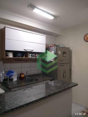 Apartamento com 2 dormitórios à venda, 46 m² por R$ 285.000,00 - Ferrazópolis - São Bernar - Foto 4
