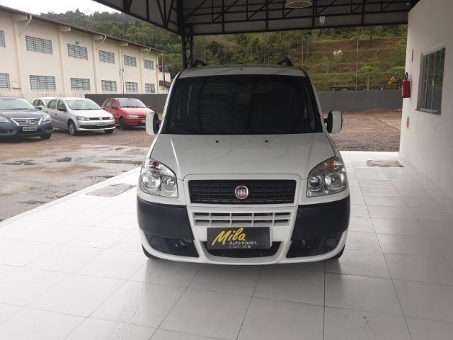 Fiat Doblo Attractiv 1.4 2015 7 Lugares