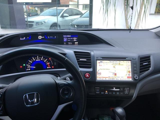 Vendo ou troco Civic Lxr 2015 - Foto 7