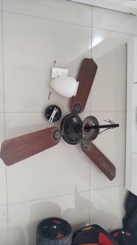 Ventilador de teto marca ventilux