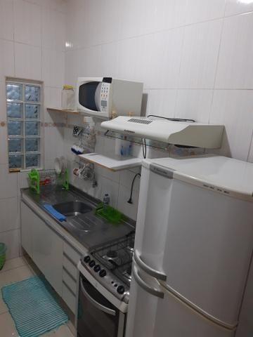 Alugo apartamento um quarto mobilia completa