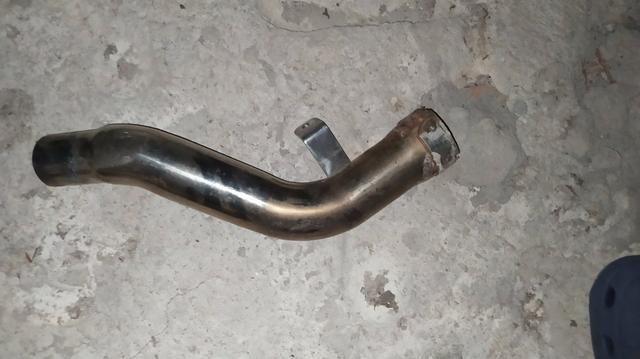Cano (linkpipe) para retirar catalisador de srad 2011 a 2013