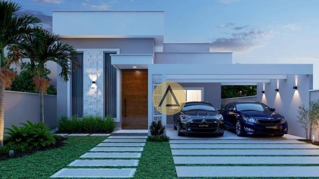 Casa com 3 dormitórios à venda, 110 m² por R$ 500.000 - Bela Vista - Rio das Ostras/RJ - Foto 5