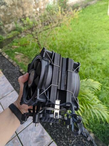 AirCooler Alseye H120D INTEL/AMD - Foto 4