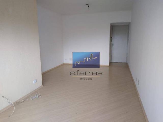 Apartamento com 3 dormitórios para alugar, 70 m² por R$ 2.500,00/mês - Vila Matilde - São  - Foto 3
