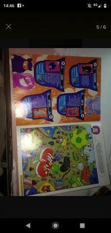 Album GOGO's gogos CRAZY BONES FALTAM SO 2 figurinhas - Foto 5