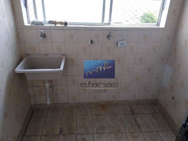 Apartamento com 3 dormitórios para alugar, 70 m² por R$ 2.500,00/mês - Vila Matilde - São  - Foto 8