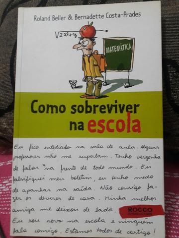 Livro - Como sobreviver na escola