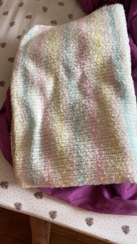 Manta de lã bebê - Foto 2