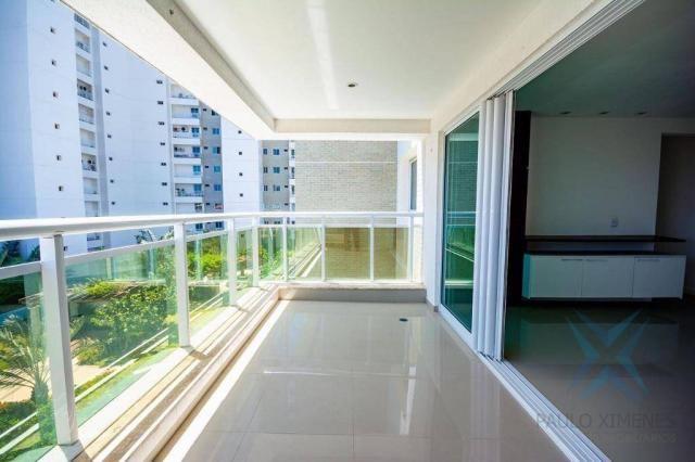 Living Resort com 3 dormitórios para locação ou venda, 116 m² por R$ 935.000 - Manoel Dias - Foto 8