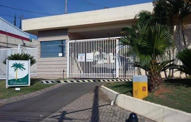 Casa com 2 dormitórios para alugar, 60 m² - Condomínio Vila das Palmeiras - Indaiatuba/SP - Foto 16