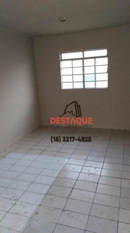 Casa com 2 dormitórios para alugar, 74 m² por R$ 800,00/mês - Conjunto Habitacional Ana Ja - Foto 3