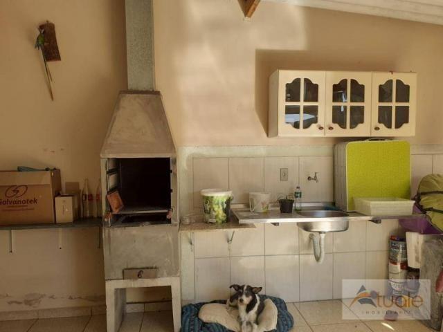 Casa com 2 dormitórios à venda, 50 m² por R$ 240.000 - Parque Nova Veneza/Inocoop (Nova Ve - Foto 12