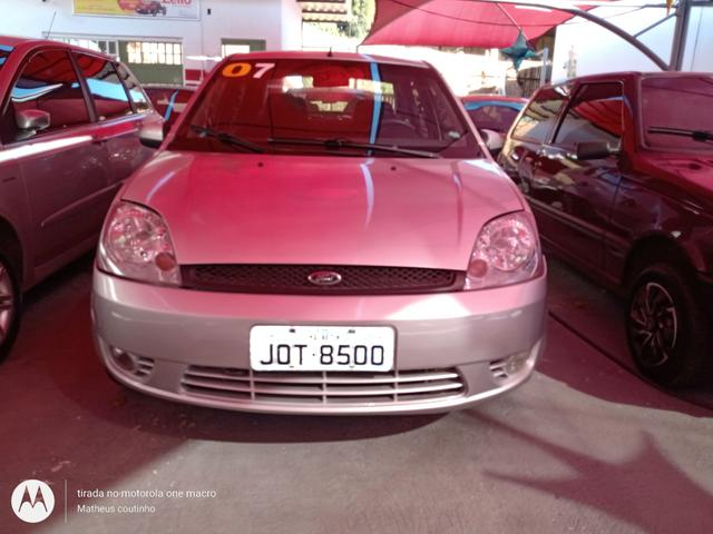Ford fiesta sedan 2007