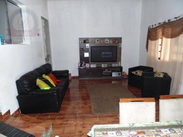 Casa com 3 dormitórios para alugar, 90 m² por R$ 1.335,00/mês - Parque São Jorge - Campina - Foto 7