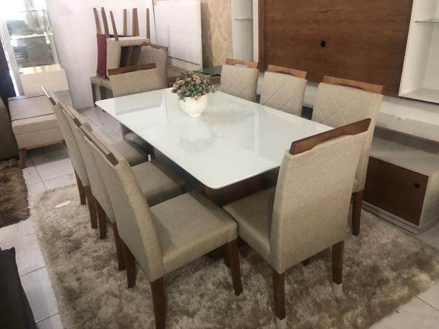 Mesa MIleide oito de jantar - Foto 4