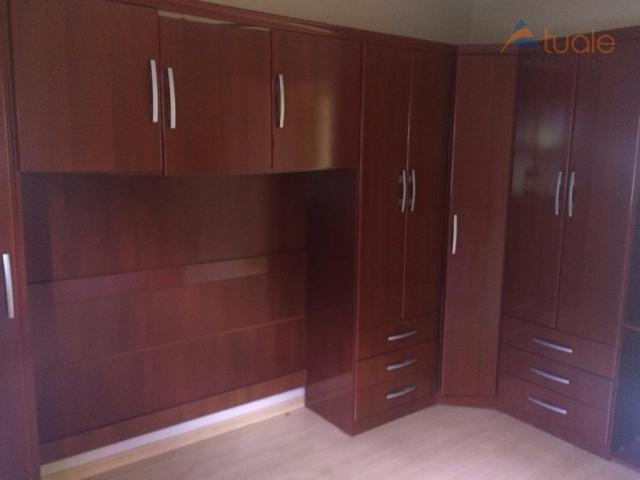 Casa com 2 dormitórios para alugar, 55 m² por R$ 1.000,00/mês - Parque Villa Flores - Suma - Foto 15