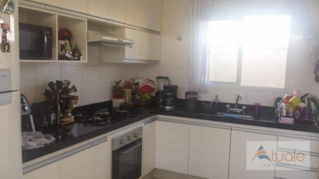 Casa com 3 dormitórios para alugar, 195 m² por R$ 2.605,00/mês - Residencial Real Parque S - Foto 5